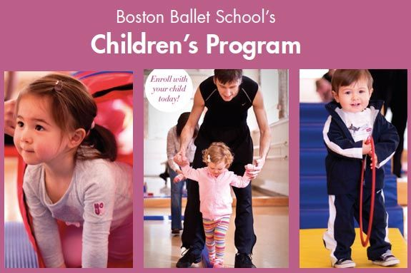 Register online today for the fall 2012 - 2013 session with Boston Ballet School
