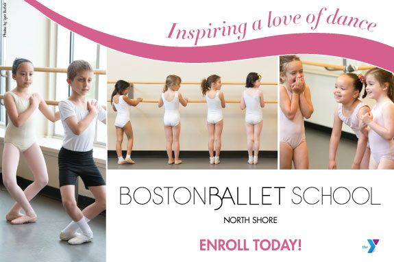Boston Ballet School Northshore Children's Programs Register today!
