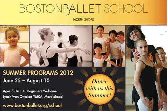 Sign up today for the spring and summer session with Boston Ballet School Marble