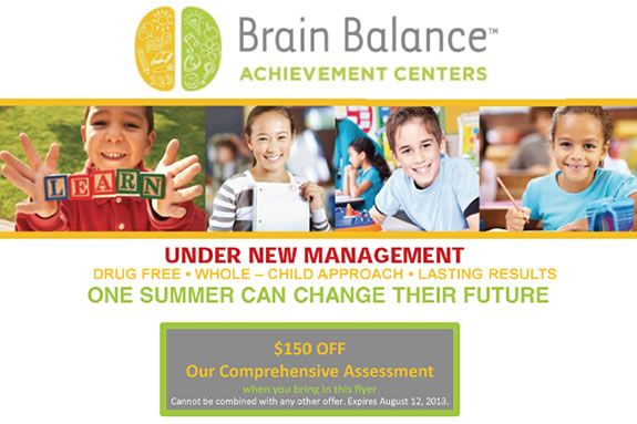 Brain Balance Achievement Centers Danvers MA One Summer Can Change Their Future