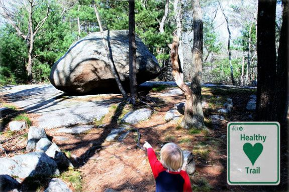 Healthy Heart Trails of the North Shore of Mass for children and families