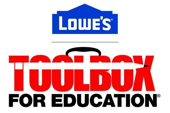 Lowe's Toolbox for Education is a grant program for public schools
