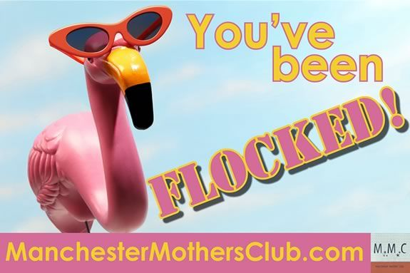 Help the Manchester Mothers Club and add a little silly to somebody's day!