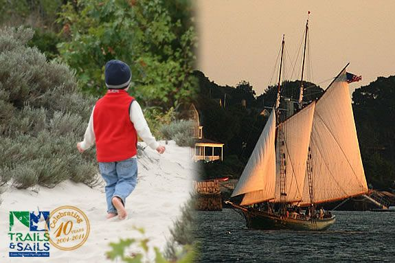 We've cherry-picked the Trails and Sails catalog for the best family events!