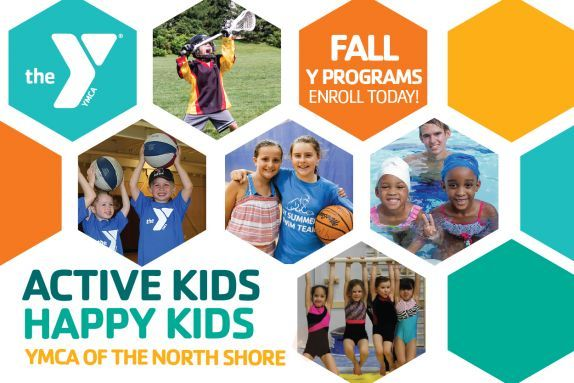 YMCA of the NorthShore Fall Programs - Register Today!
