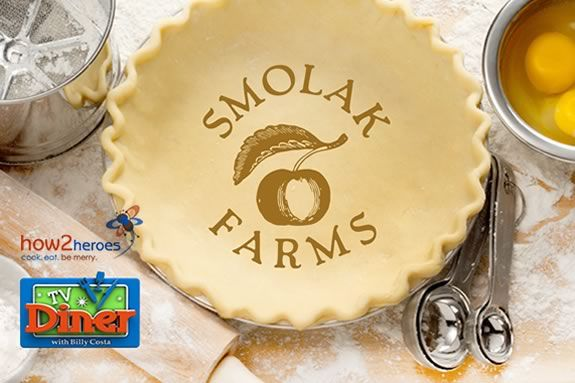 "Smolak Farms, NECN's  ""TV Diner"" and how2heroes want the Next Great Pie Baker"