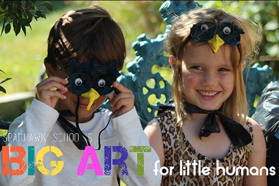 This class is offered for children ages 3.9 - 5 years of age at Sparhawk School in Amesbury MA