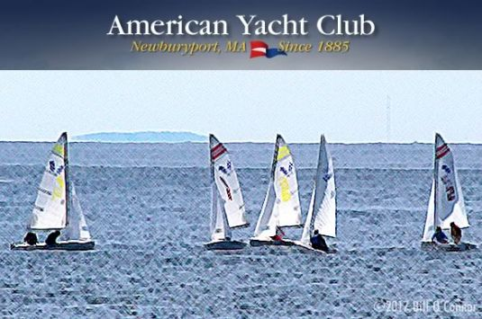 The American Yach Club offers youth sailing programs for kid ages 9-18 on the waters of Joppa Flats in Newburyport Massachusetts!