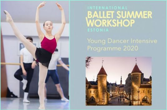 International Ballet Summer Workshop - Estonia