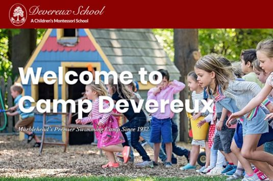 Marblehead's Premier Summer Swimming Camp