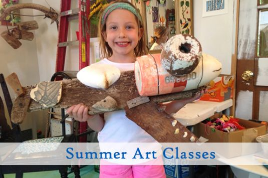 Art Classes for Children and Adults in Newbury MA. Greater Newburyport MA