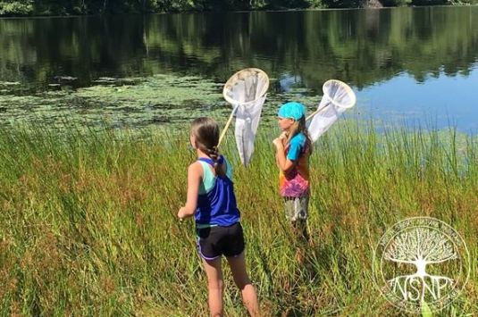 """Children should be outside during the summer. At North Shore Nature Programs' """"Wild About Nature"""" they will."""
