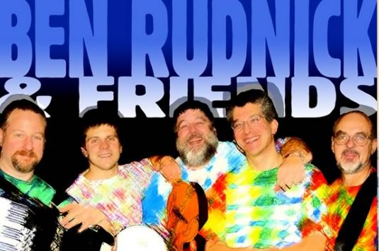 Ben Rudnick and Friends will perform live at the Regent Theater in Arlington!