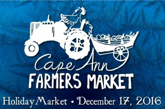 Come tot he CAFM Holiday Harket in Gloucester and stock up on locally made food and gifts!