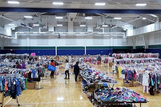 Massive Fall and Winter Children's Consignment Event. Children's Drop and Shop
