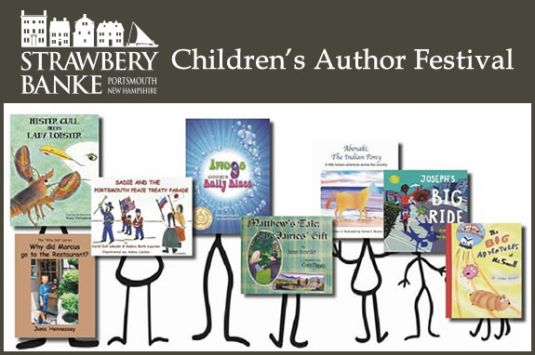 Children's Authors Festival