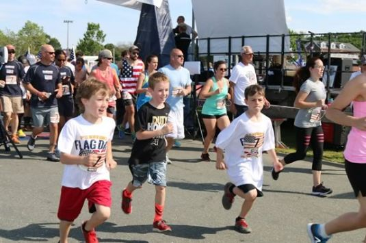 Run the Flag Day 5k and raise funds for Massachusetts Veterans who have sustained serious injury in the line of duty