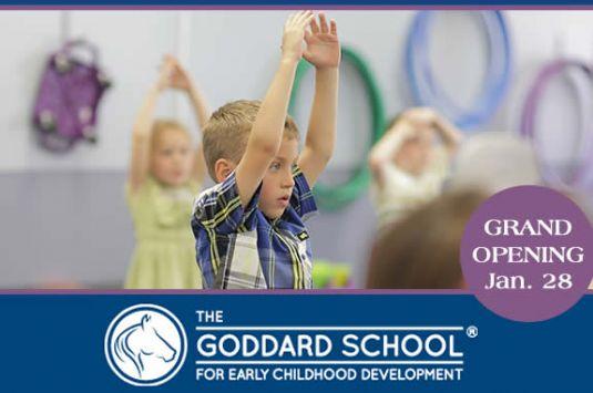 Goddard School Middleton MA, Danvers MA, North Andover MA. infant, preschool, Pr
