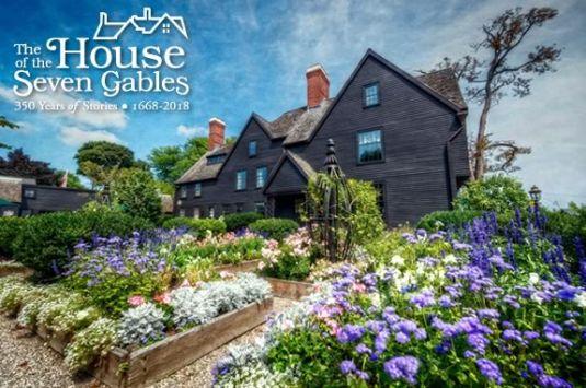 Salem Massachusetts Heritage Days at the House of Seven Gables