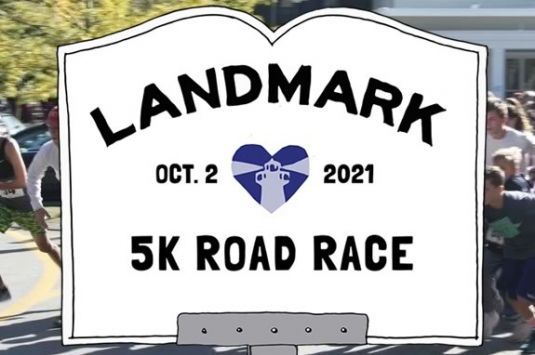 Landmark School's annual 5K Road Race is a family fun event that helps support the mission of Landmark School.