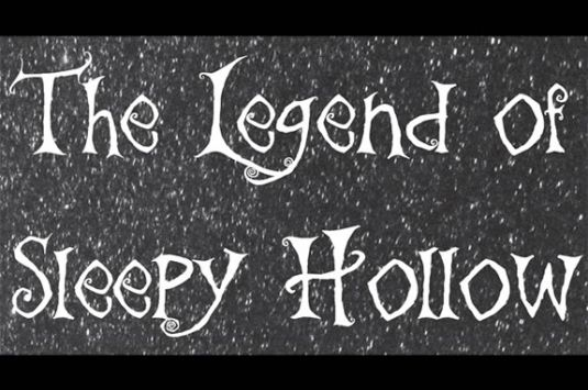 The Legend of Sleepy Hollow at the firehouse Center for the Arts