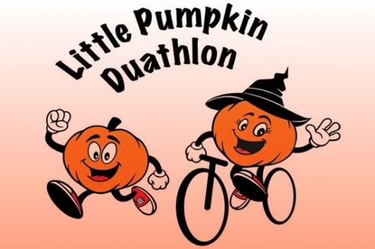 Come join the fun at the Salem Massachsuetts Willows for the Little Pumpkin Duathlon!