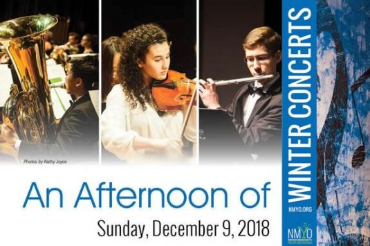 Northeast Massachusetts Youth Orchestra, NMYO's Afternoon of Winter Concerts