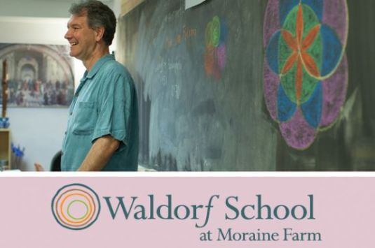 Waldorf School at Moraine Farm in Beverly Massachusetts