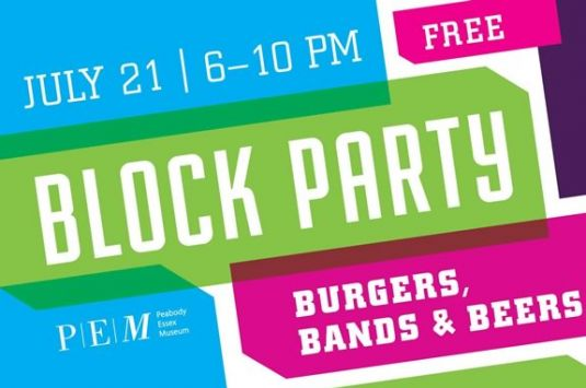 Free live music and fun at PEM's Summer Block Party