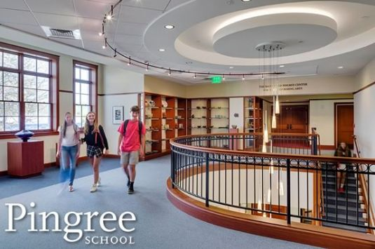 Pingree School is offering school tours on their campus in South Hamilton Massachusetts