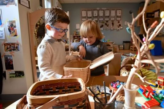 Shore Country Day School in Beverly MA. Independent school for grades pre-k to 9
