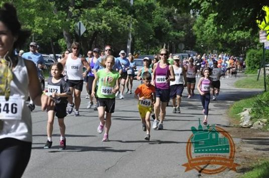 Run, walk or stroller the North Shore YMCA's Fathers day 5-10k race in June 2018