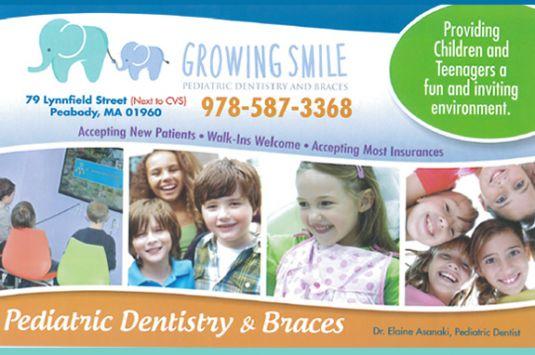 Peabody Pediatric Dental Office, Pediatric Dentistry, Braces, and Special Needs Dentistry