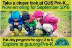 Preschool, Pre-K at Glen Urquhart School in Beverly MA